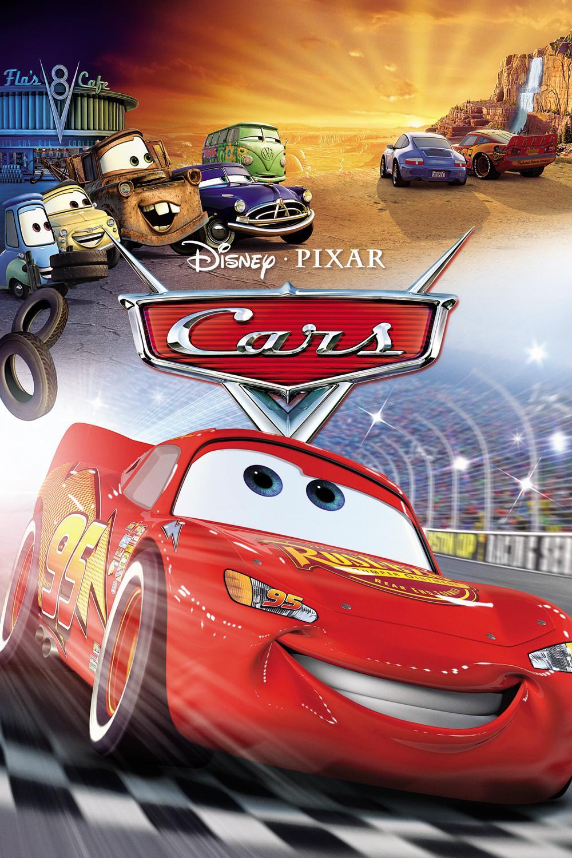 Αποτέλεσμα εικόνας για αυτοκινητα 2006 παιδικη ταινια